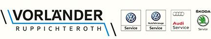 Logo Autohaus Vorländer